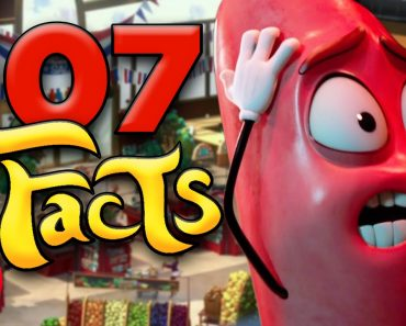 107 Sausage Party Facts