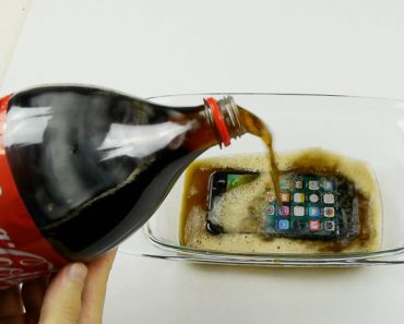 Will An iPhone 7 Survive In Coca-Cola Freeze Test For 12 Hours